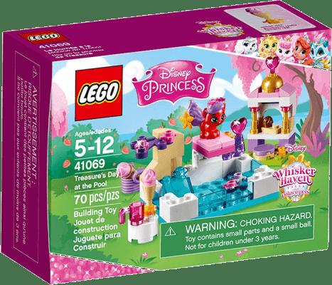 LEGO® Disney Princezné Zlatíčko a jeho deň pri bazéne