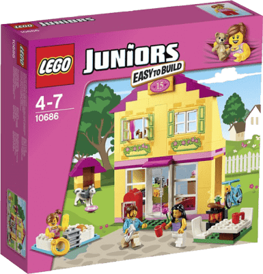 LEGO® Juniors Rodinný domček