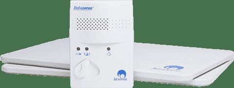 BABYSENSE ll - se dvěma senzorovými podložkami