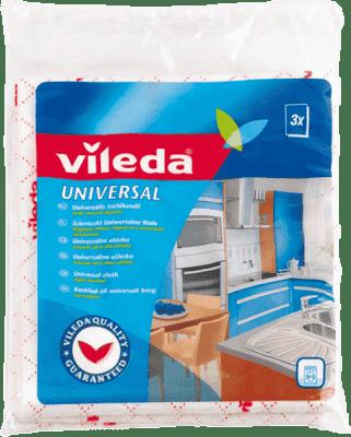 VILEDA Hadřík univerzální (3 ks)