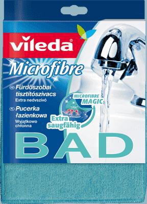 VILEDA Mikrohadřík do kúpeľne (1 ks)