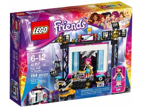 LEGO® Friends TV Studio s popovou hvězdou