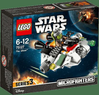 LEGO® Star Wars TM The Ghost ™ (Loď Ghost)
