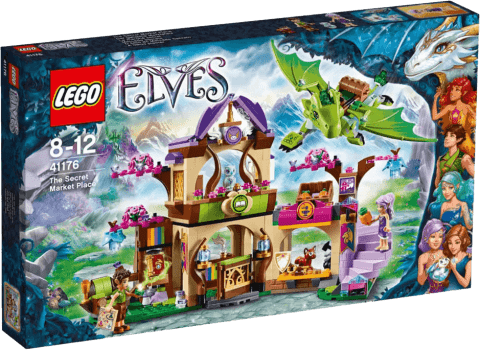 LEGO® Elves Tajné tržiště