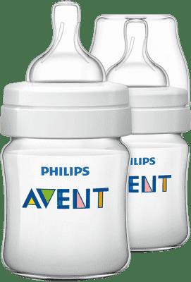 AVENT Láhev Classic+ 125 ml (PP), 2 ks