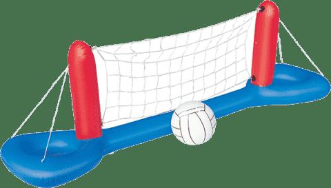BESTWAY Nafukovací volejbalový set - 244x64 cm