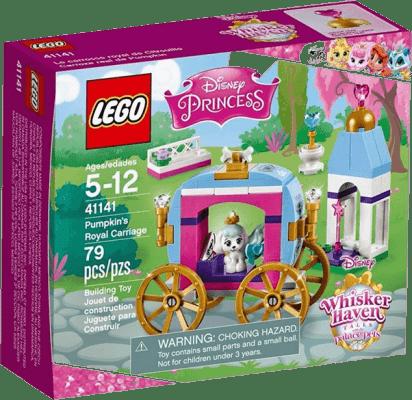 LEGO® Disney Princess Królewska karoca z dyni