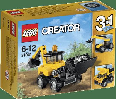 LEGO® Creator Vozidla na stavbě