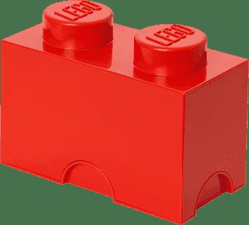 LEGO® Úložný box velikost 2 červená