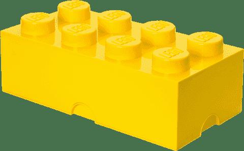 LEGO® Úložný box veľkosť 4 žltá