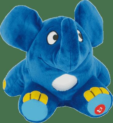 ANSMANN Pluszowy słoń funkcją usypiania