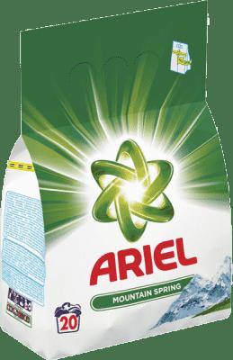 ARIEL Mountain Spring 1,4kg (20 prań) - proszek do prania