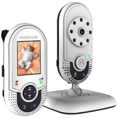 MOTOROLA MBP 421 - digitální video chůvička