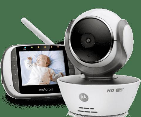 MOTOROLA MBP 853 CONNECT- opatrovateľku s kamerou