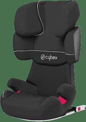 CYBEX Solution X-FIX autosedačka (15-36kg) 2016 Pure Black
