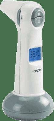 TOPCOM Digitální infračervený teploměr 4655 ušní / čelní 501