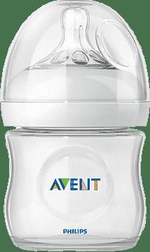 AVENT Láhev Natural 125 ml (PP)