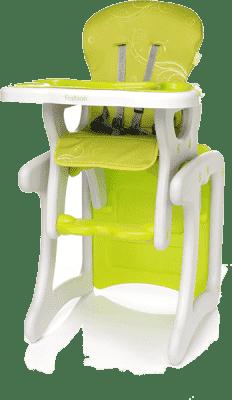 4BABY Krzesełko Fruity fashion – zielone
