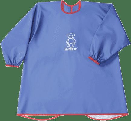 BABYBJÖRN Zástěrka na krmení a hraní Smock - Blue