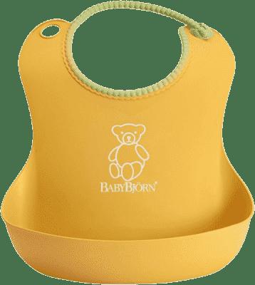 BABYBJÖRN Bryndák měkký Soft - žlutý