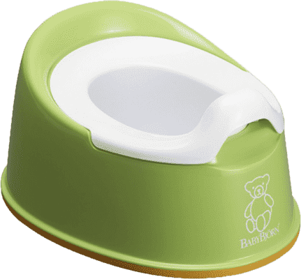 BABYBJÖRN Nočník Smart, spring green