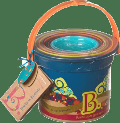 B.TOYS Skladacie kelímky bazillion Bucket