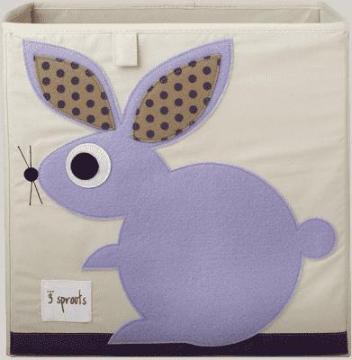 3 SPROUTS Úložný box Rabbit