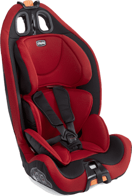 CHICCO Gro-Up 123 (9-36kg) - 15 Race
