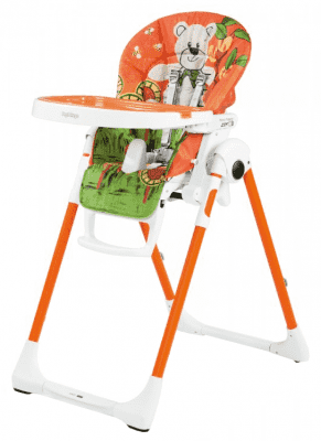 PEG-PÉREGO Krzesełko Prima Pappa Zero3 - Orso Arancio