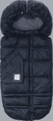 7 A.M. ENFANT Fusak do kočárku 3v1 Blanket 212 Evolution, Metalic Blue