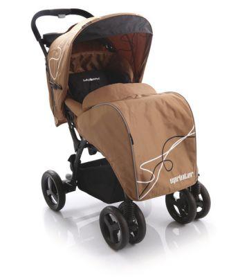 BABYPOINT Sprinter Wózek sportowy – Brązowy
