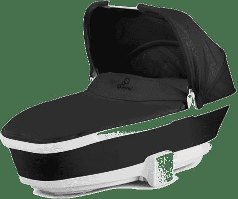 QUINNY Skládací korbička – Black Irony