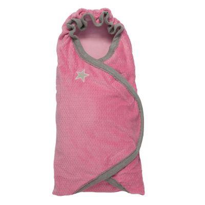 LODGER Zavinovačka Wrapper Newborn Cotton – Dawn