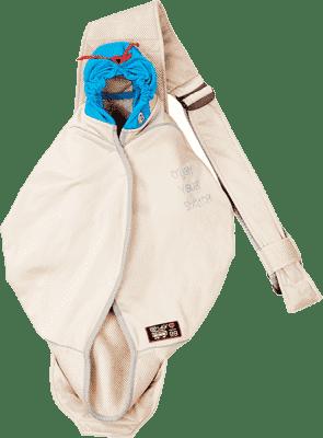 LODGER Nosítko Shelter Mesh Sport - Titan
