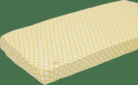 LODGER Plachta Slumber Cotton do postieľky 40x80cm - Gold