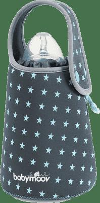 BABYMOOV Ohrievač fliaš cestovný, Blue Stars