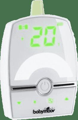 BABYMOOV Prídavná detská jednotka Premium Care Digital Green 2015