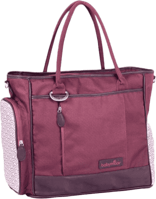 BABYMOOV taška Essential Bag Cherry