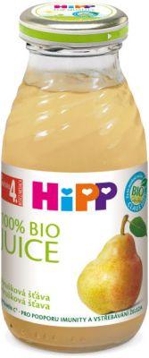 HIPP BIO Hrušková šťava 200ml