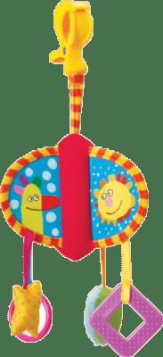 TAF TOYS Interaktywna zawieszka z dzwoneczkami