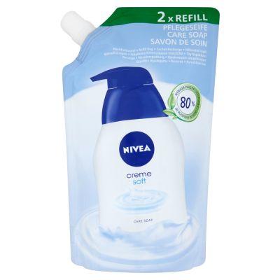 NIVEA Tekuté mýdlo Creme Soft 500ml