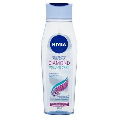 NIVEA Šampón Diamond Volume 250ml