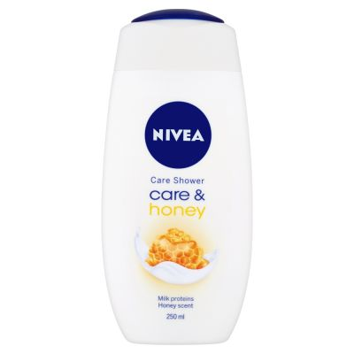 NIVEA Sprchový gél Honey Milk 250ml