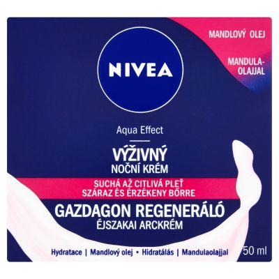 NIVEA Regenerujący krem na noc 50 ml