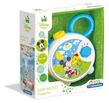 CLEMENTONI Mickey - detský projektor