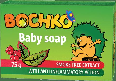 BOCHKO Mydło dla dzieci 75 g