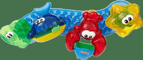 FISHER-PRICE Zvieratká s prísavkami