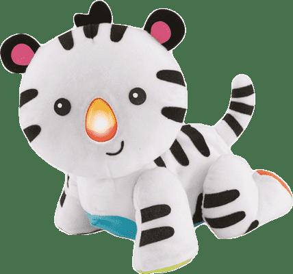 FISHER-PRICE Tygrysek radosne raczkowanie - zabawka interaktywna