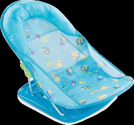 SUMMER INFANT Kúpacia sedačka modrá