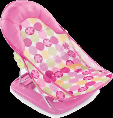 SUMMER INFANT Kúpacia sedačka ružová